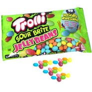 Trolli Sour Brite Jelly Beans 14oz Bag
