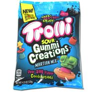 Trolli Sour Gummy Martians Creations 4.25oz