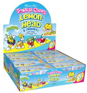 Tropical Chewy Lemon Heads & Friends