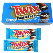 Twix Cookies and Cream Bars 20 Count