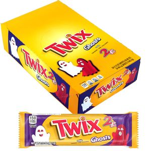 Twix Ghosts Caramel King Size 24 Count