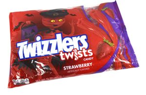 Twizzler Strawberry twits Snack Size 40 Count