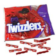 Twizzlers Strawberry Twists Snack Size 12oz Bag (44ct)