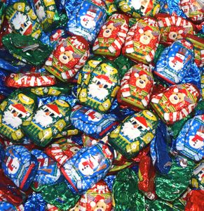 Ugly Chocolate Holiday Sweaters 24lb Box Bulk