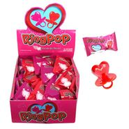 Valentine's Day Ring Pops 36 Count