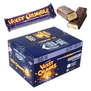 Violet Crumble Milk Chocolate Bar 20 Count