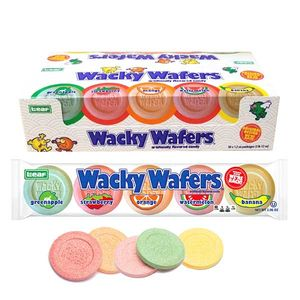 Wacky Wafers 24 Count