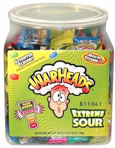 WarHeads 240ct Extreme Sour