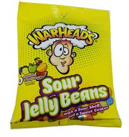 WarHeads Sour Jelly Beans 5oz Bag