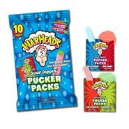 Warheads Pucker Packs 3oz