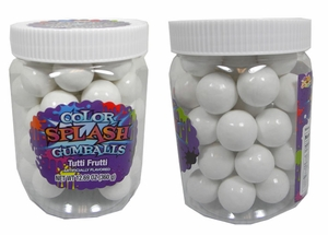 White Gumballs Color Splash 49 Count