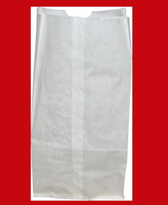 White Paper Bags 3lb 500ct