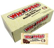 Whoppers Malted Milk Balls 24 Count