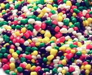 Wonka Nerds Candy Topping 5lb Bulk Bag