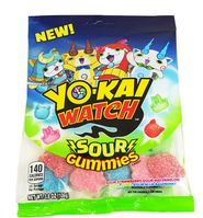"Yo-KAI-Watch ""Sour"" Gummies 3.8oz Bag"