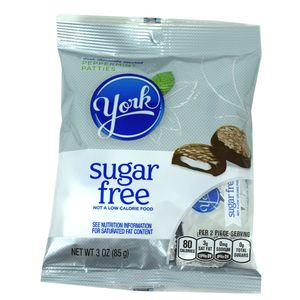York Peppermint Patties Sugar Free 3oz