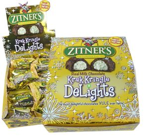 Zitner's Coconut Krak Kringle Delights 24 Count