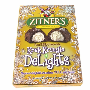 Zitner's Coconut Krak Kringle Delights 8 Count