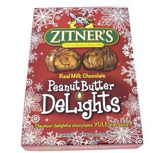 Zitner's Peanut Butter Delights 8 Count