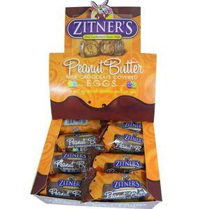 Zitner's Peanut Butter Eggs 24 Count