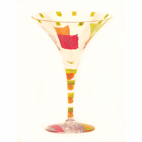 Cosmopolitan Martini Glass by Lolita