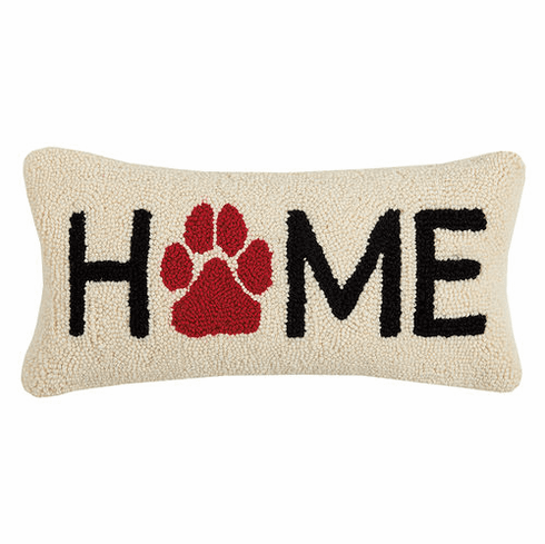 Home Paws Accent Pillow