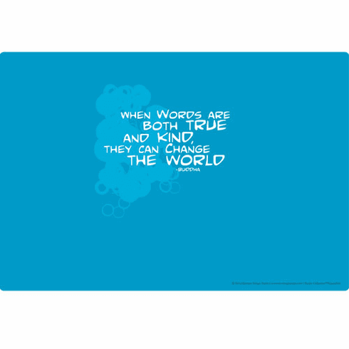 Laptop Skins -  Change the World