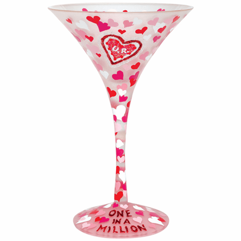 Lolita Martini Glass - One in A Million