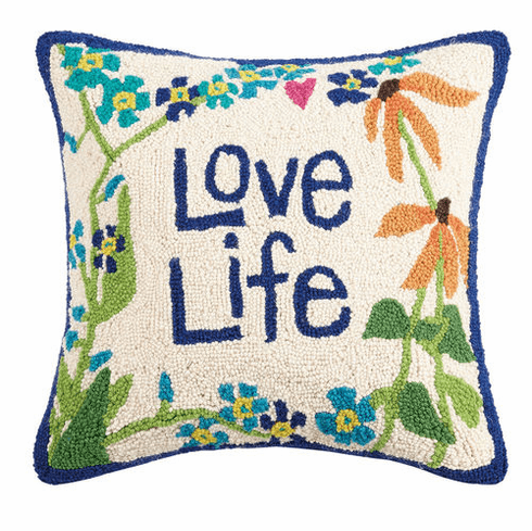 Love Life Accent Pillow