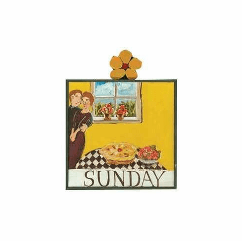 Nancy Thomas Days of the Week - Sunday