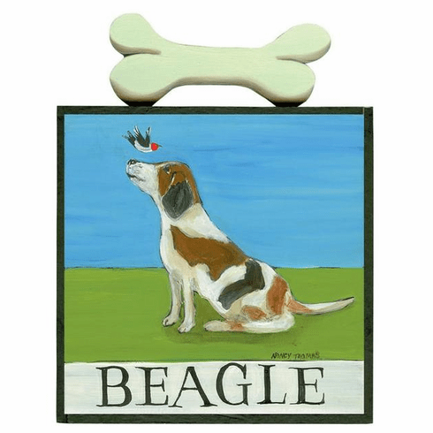Nancy Thomas Dog Series - Beagle