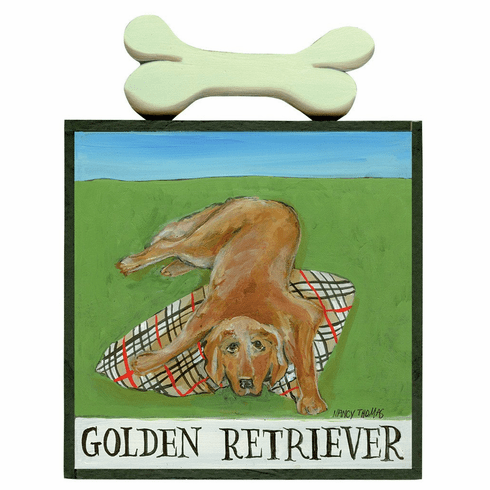 Nancy Thomas Dog Series - Golden Retriever