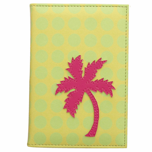 Passport Covers from Bombay Duck - Palm Tree