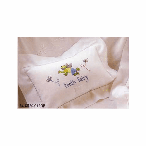 Tooth Fairy Pillow -Froggy Boy
