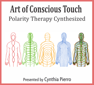 Art of Conscious Touch Polarity Therapy Cynthesized