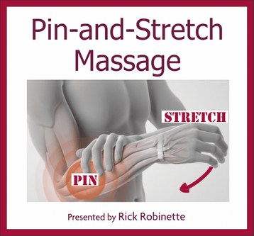 Pin-and-Stretch Massage 6 CEUs