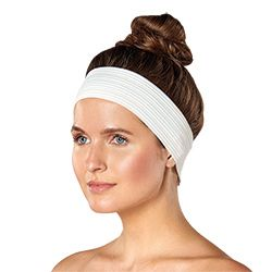 Disposable Head Bands with Velcro Closure