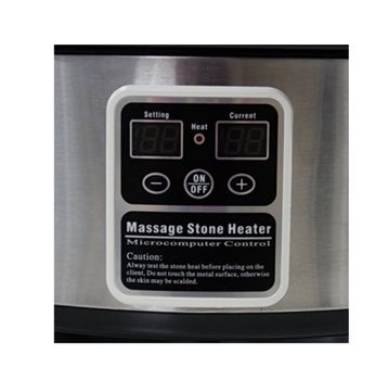 Spa Heater for Hot Stones and Spa Treatments