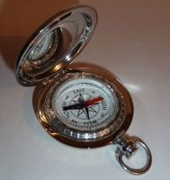 Classic Dalvey Voyager Compass with Free Engraving