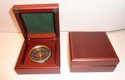 Desk Compass with Your Own Custom Engrave Plate