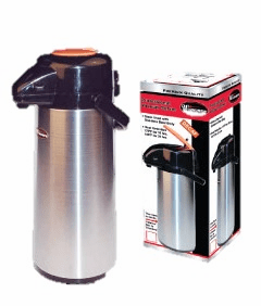 2.5 Lt. S/S Airpot, Decaf