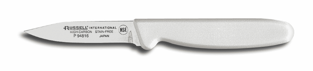 """3"""" Clip-Point Paring Knife"""