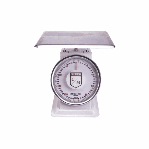 """60 lb x 4 oz. Scale - 10"""" Dial Receiving Scales"""