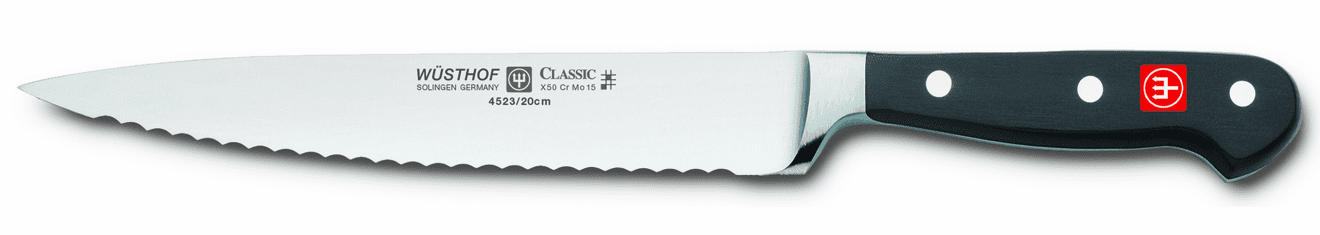 "8"" Serrated Carving Knife"