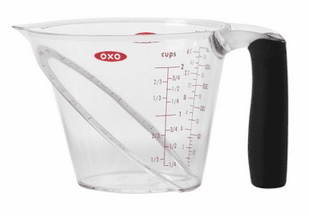 Angled Measuring Cup - 2 Cup from OXO