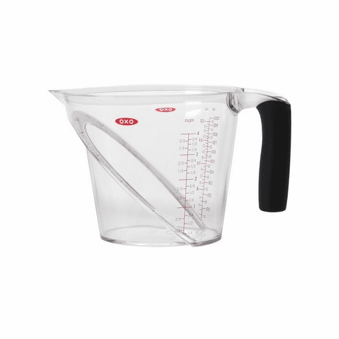 Angled Measuring Cup - 4 Cup from OXO