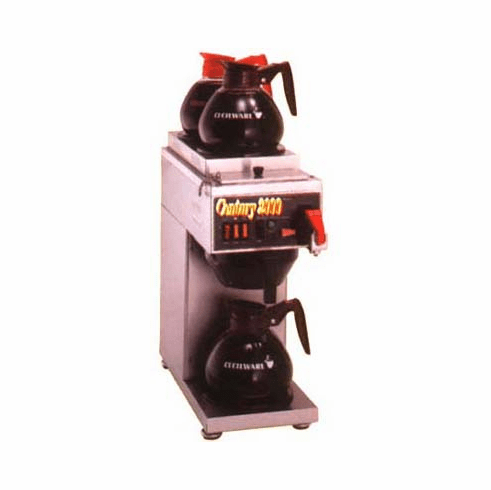 """Automatic Coffe Brewer 18"""" x 8"""" x 19"""""""
