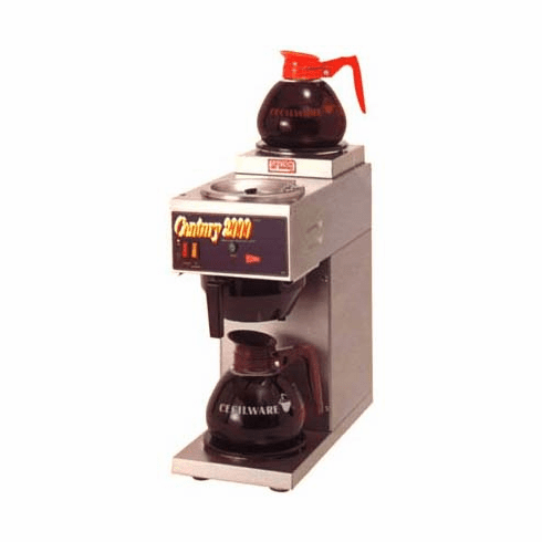 """Automatic Pour Over Coffe Brewer 17-1/4""""x 8""""x19"""""""