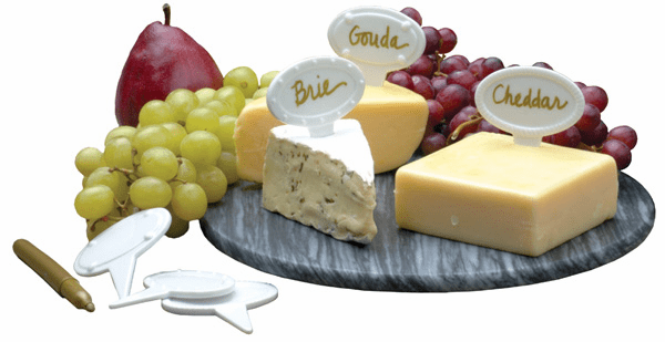 CHEESE MARKERS SET/6