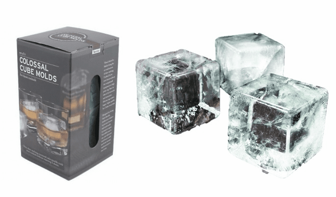 Colossal Cube Molds OUT OF STOCK